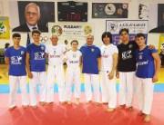 Team Martial con i Docenti Nazionali Maurino e Portoghese