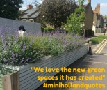 new green spaces