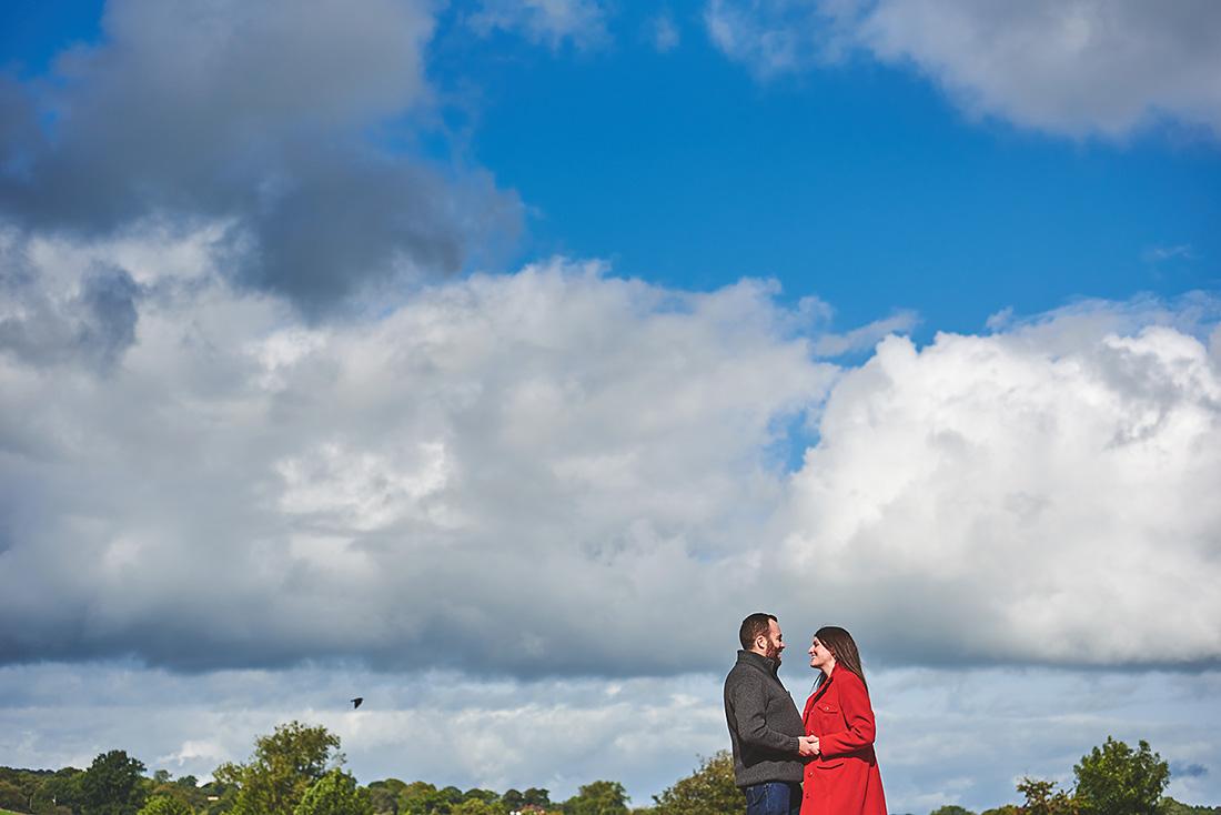 Staffordshire pre-wedding photographer
