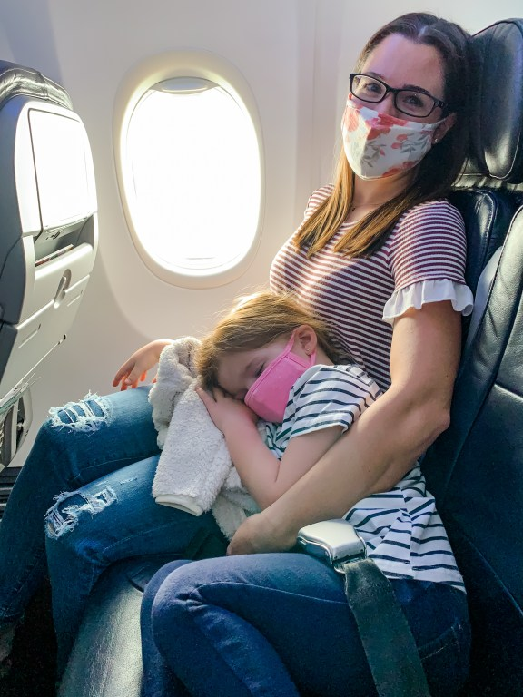 jacket pillow for sleeping kid on airplane