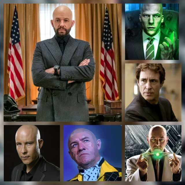 6 actors who have played Lex Luthor