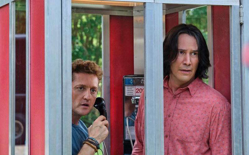 Keanu Reeves is Reloading