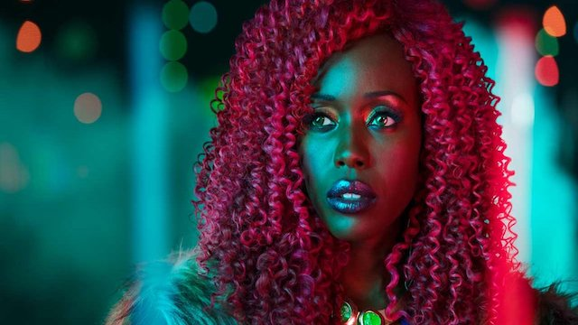 Anna Diop as Star Fire