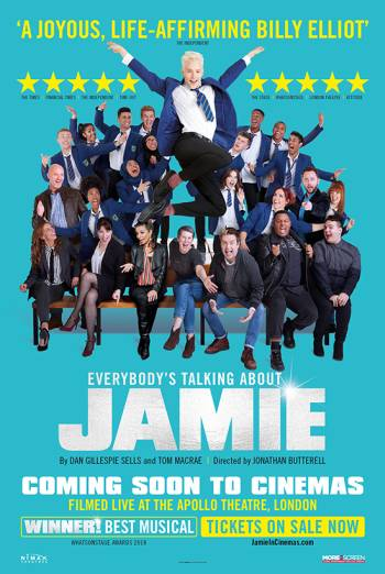 5 Films or Less winner Elena cant wait to see Everybody's talking about Jamie poster