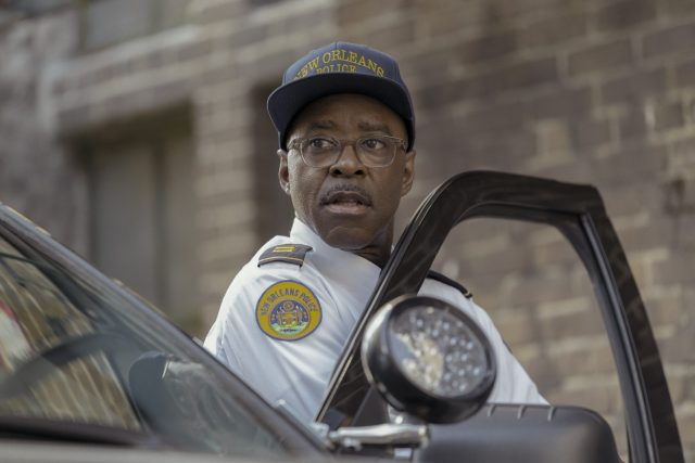 PROJECT POWER (L to R) COURTNEY B. VANCE as CAPTAIN CRAINE in PROJECT POWER Cr. SKIP BOLEN/NETFLIX © 2020