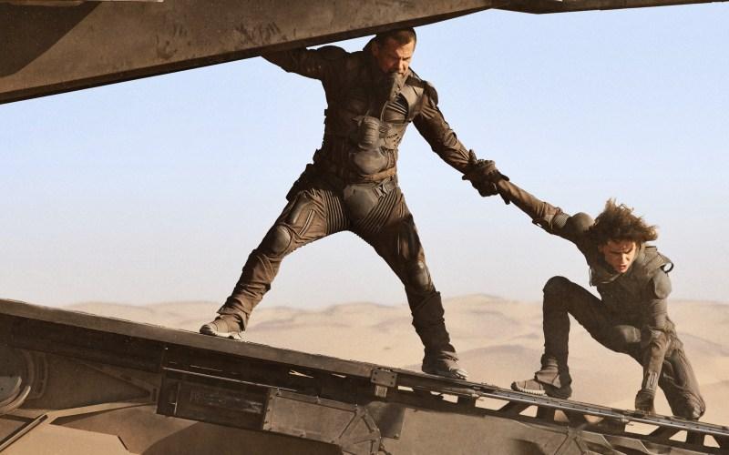 First Look: In The Desert With Denis Villeneuve's Dune
