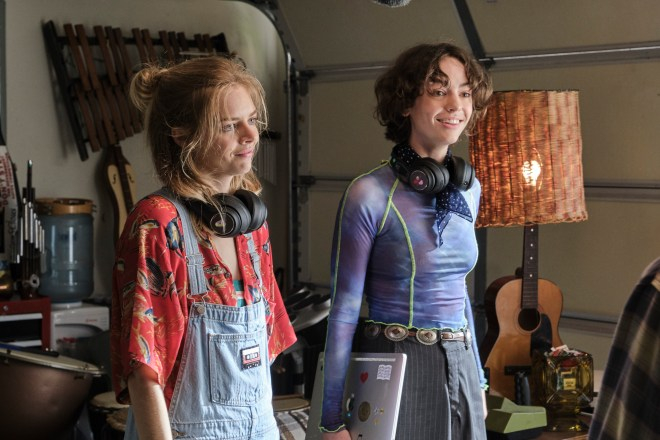 SamaraWeaving and BrigetteLundy Paine star in BILLandTED FACE THE MUSIC rgb 4