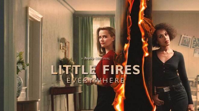 Little Fires Everywhere series on Hulu