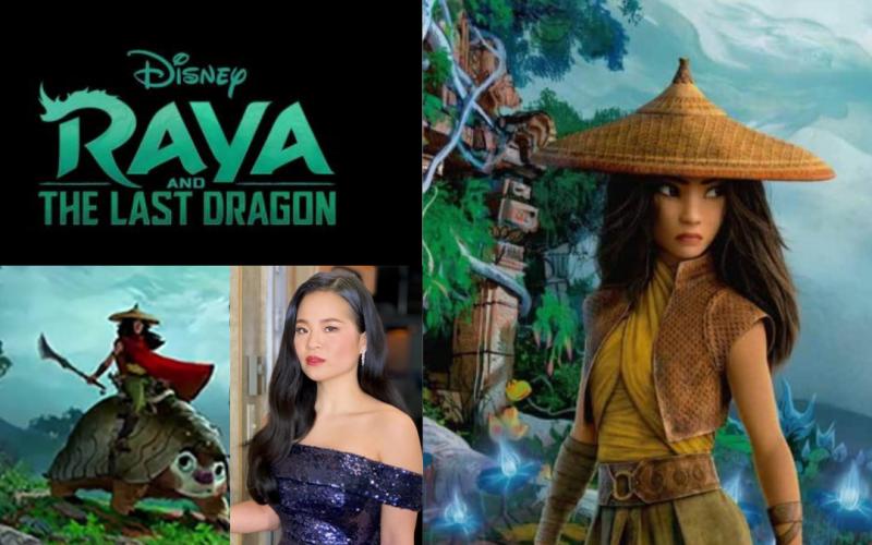 Raya and the Last Dragon Trailer