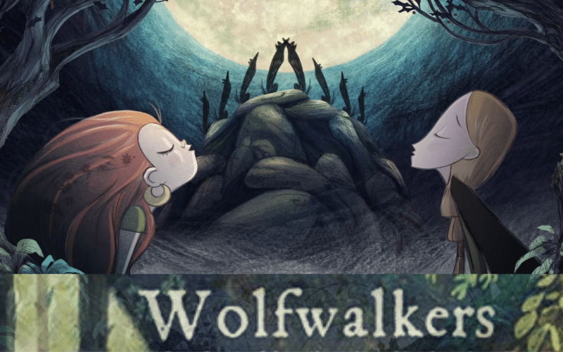 LFF review: Wolf Walkers – A charming animated story about friendship, family and belonging