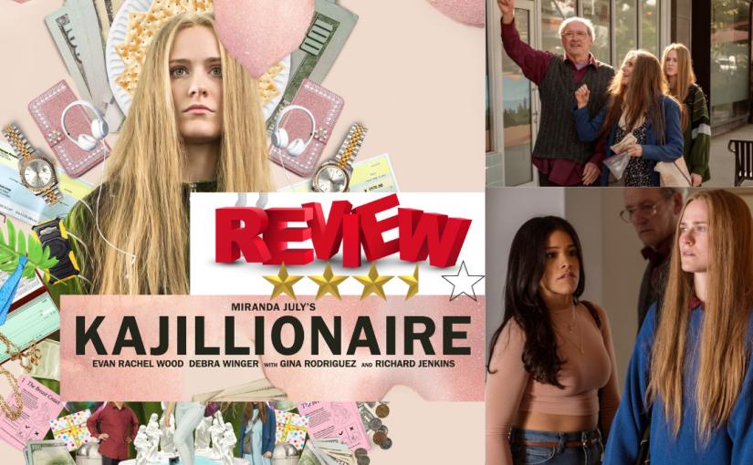 Kajillionaire Review – A crime drama that's much more drama than crime