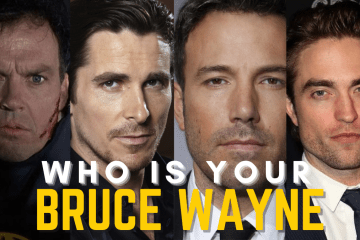 Who is the Best Bruce Wayne of the Bunch?