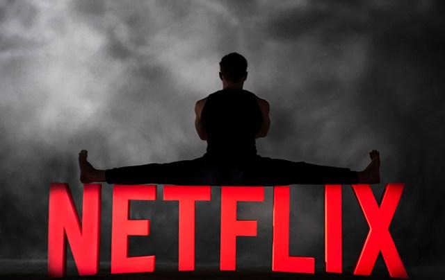 jean claude van damme on Netflix 1