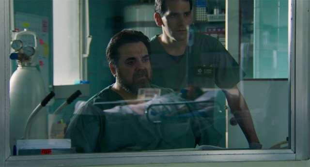 Carlos Portaluppi and Ignacio Rogers in The Dose