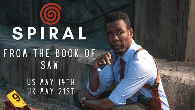 Spiral Trailer cover