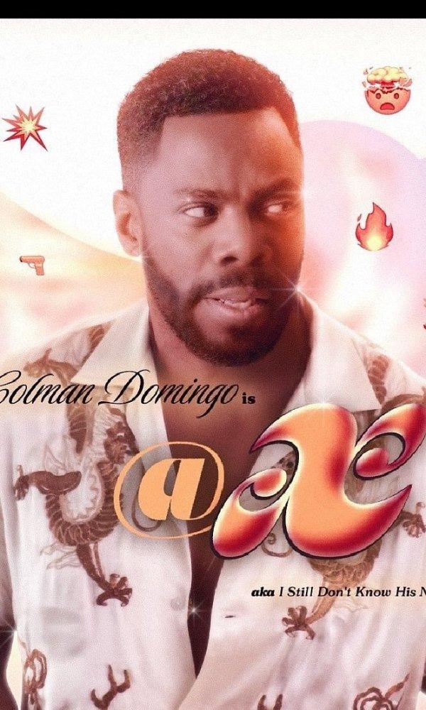 Colman Domingo as X