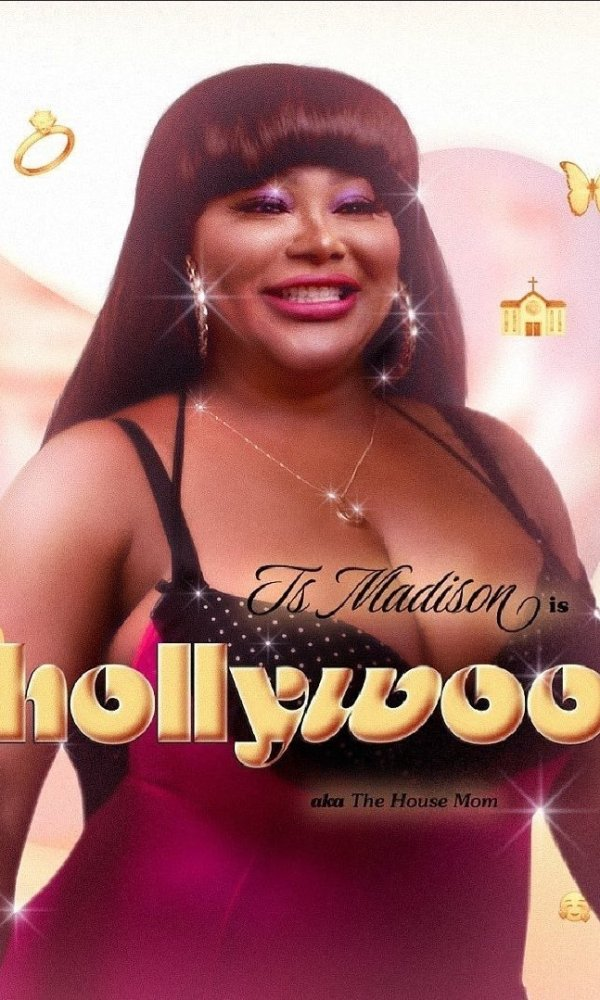 Ts Madison as Hollywood