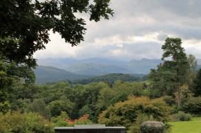 view towards the Langdales