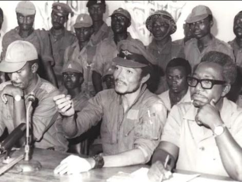 On this day, June 4th, 1979, Jerry John Rawlings leads the revolution in  Ghana | WETAYA