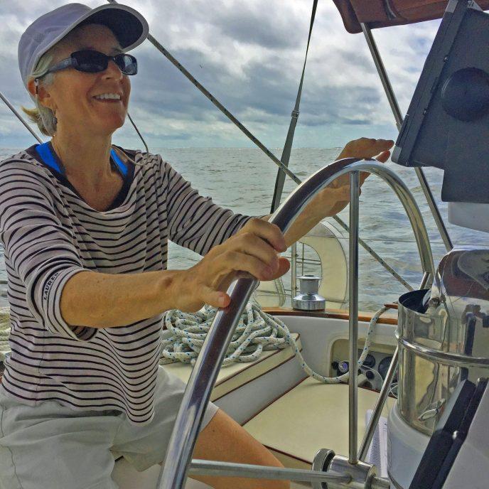 Meg Sailing