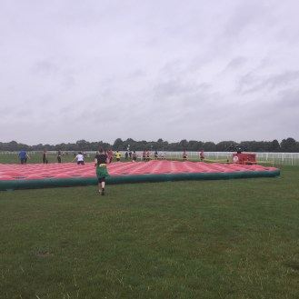 1st obstacle