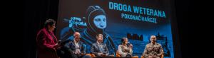 """Premiera filmu """"Droga Weterana – Pokonać Hańczę""""!"""