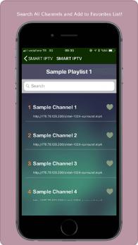 Televisão IPTV - Lista M3U