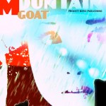 Tobacco Stained Mountain Goat #1