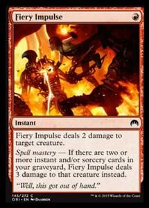Fiery Impusle
