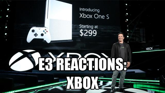 Episode 35 - E3 2016 Reactions Xbox