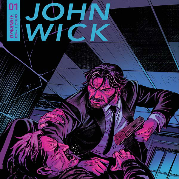 John Wick #1 Review | We The Nerdy