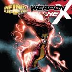 Infinity Wars Weapon Hex