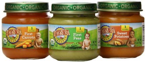 Earth's Best - Veggie Variety Pack