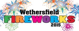 Wethersfield Fireworks 2015