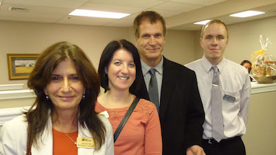 Business After Hours at First Niagara Bank