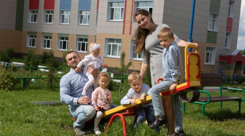На новые президентские пособия семьям с детьми в Костромской области уже направлено более 900 млн рублей