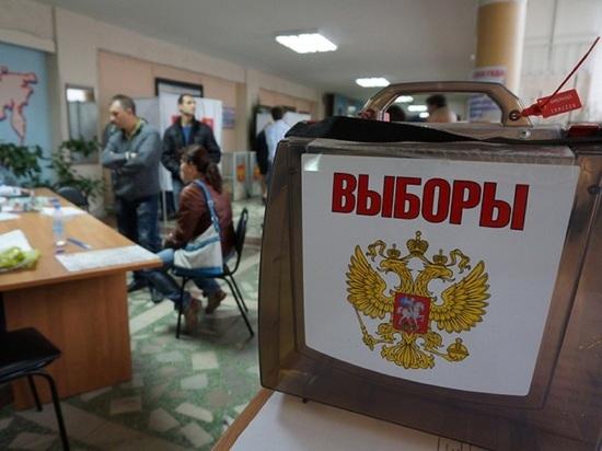 Голосование на выборах в Государственную Думу проходит с учетом санитарно-эпидемиологических мер