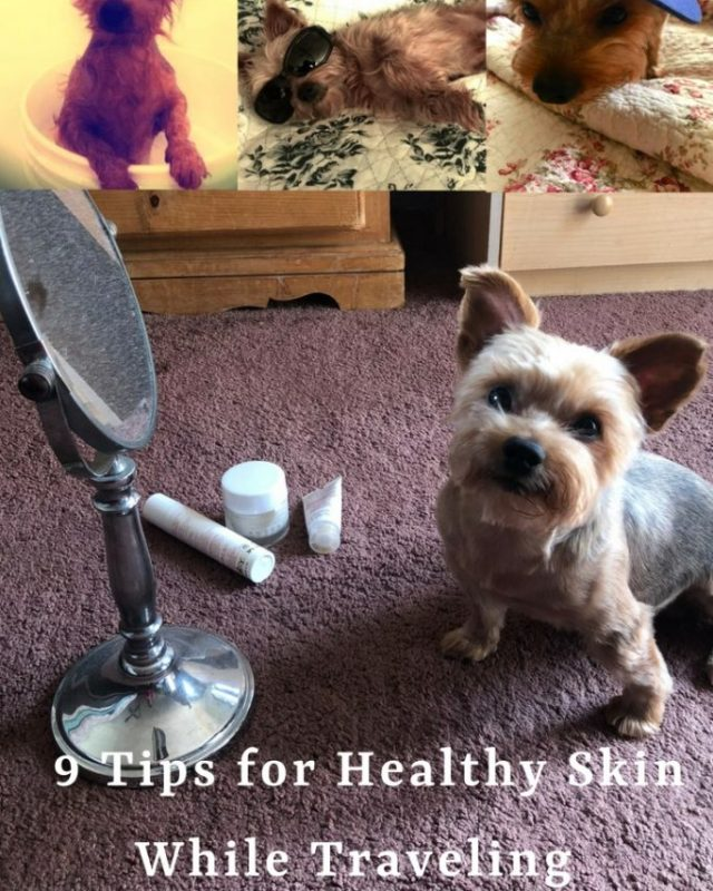 9 Tips for Healthy Skin While Traveling