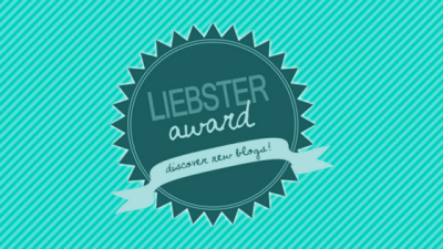 Roger Wellington is a Liebster Award Winner!