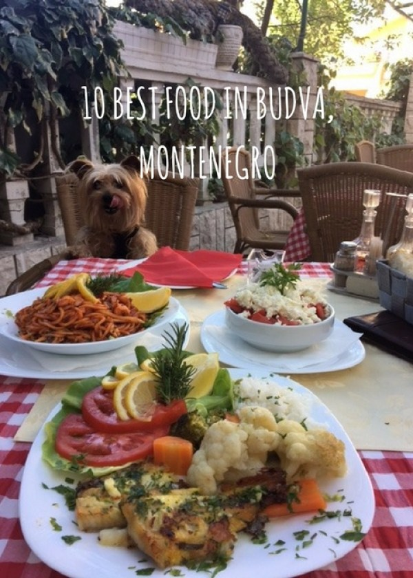 10 BEST FOOD in Budva, Montenegro