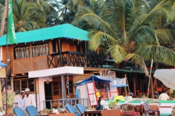 Palolem-huts