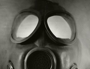 Gassed Mask by David Weaver