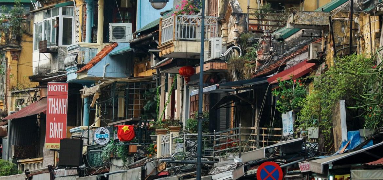 Strade di Hanoi
