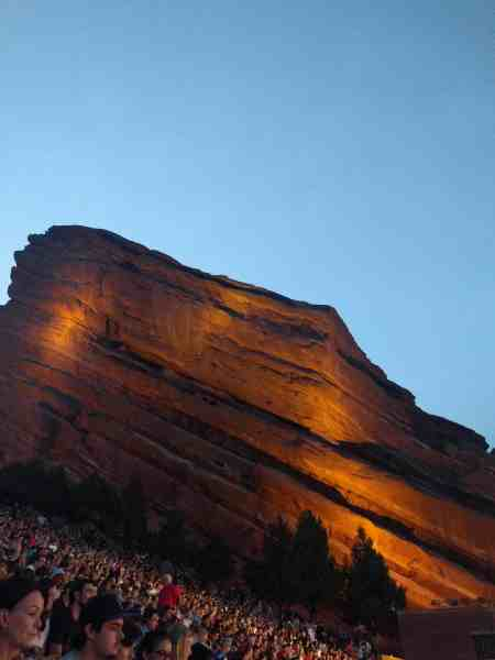 Best Things to Do in Denver Colorado Michelle Jackson Red Rocks Amphitheater