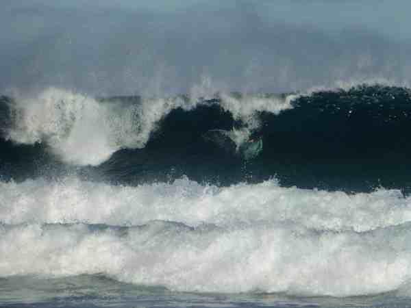 Best Things to Do in Sydney Australia watching surfers at Bondi Beach