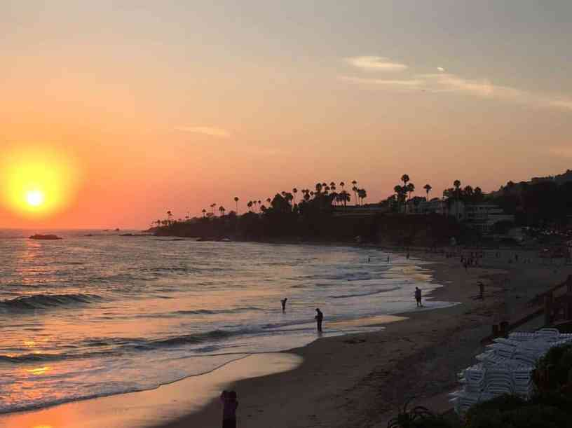 Best Things to Do in Laguna Beach California Adam Sterling sunset
