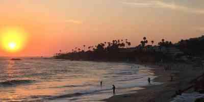 Best Things to Do in Laguna Beach California Adam Sterling sunset