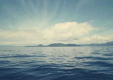Küstenstreifen bei Montezuma