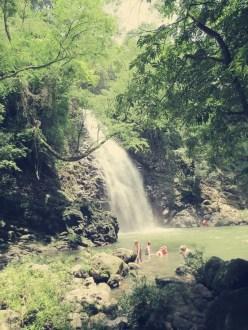 Wahnsinns Wasserfall