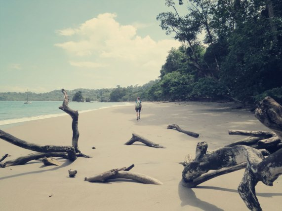Playa Espadilla Sur